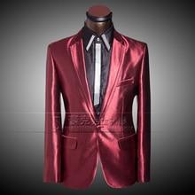 Free shipping ! Men's FASHION Formal Dress Suit Sets Wedding Dress Leisure men Presided over ceremonies Suits (suit+pant) / S-XL