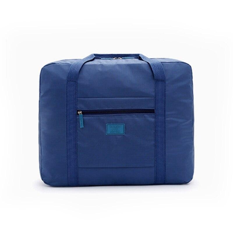 Women High Quality Folding Travel Bag Nylon Hand Luggage Men Fashion Large Capacity Duffle Overnight Bag Bolsos De Viaje Mujer