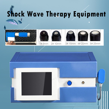 Effective Physical Pain Therapy System Acoustic Shock Wave Extracorporeal Shockwave Machine with ED treatment Free Shipping
