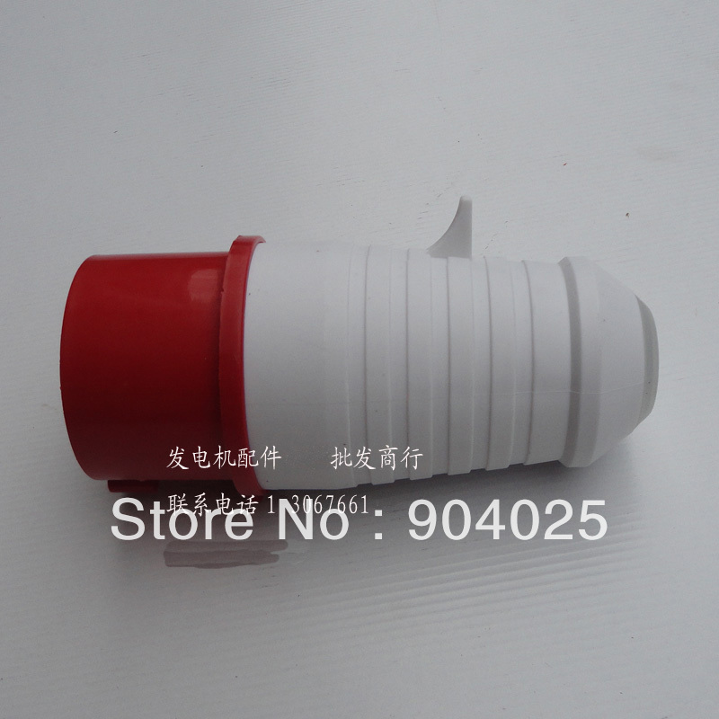 Gasoline And Diesel Generator Parts 3 Phase Five Hole 5kw