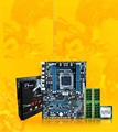 X79 материнской плате компьютера cpu 2011 иглы 2660 16 г ram e5 2670x58