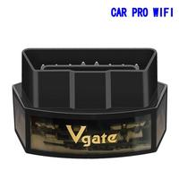 iCar Pro WIFI Low Power EOBD/OBD2 Car Detector Supports IOS and Android for Vgate