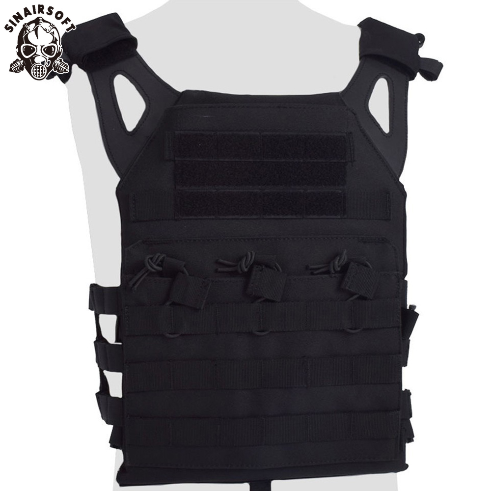 Tactical JPC Vest Body Armor Plate Carrier Molle Military Army Vest Ammo Magazine Chest Rig Airsoft Paintball Gear Loading USMC