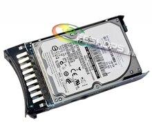Genuine 42D0633 42D0632 42D0636 146 GB 146GB 10K RPM 6Gb SAS SFF HDD 2.5″ Hard Disk Drive for IBM X3650 X3550 M2 M3 Server Case