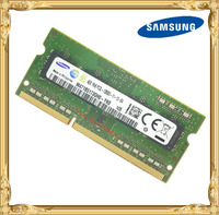 Samsung DDR3 4GB 1600MHz PC3 PC3L 12800S Laptop memory notebook RAM 12800 4G
