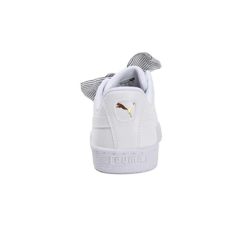 Original New Arrival 2018 PUMA Basket Heart Wn's Women's Skateboarding Shoes Sneakers