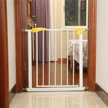Automatic Rebound Infant and Child Safety Gates Pet Dog Fence Isolation Barrier Pet Supplies Mascotas Perros Honden