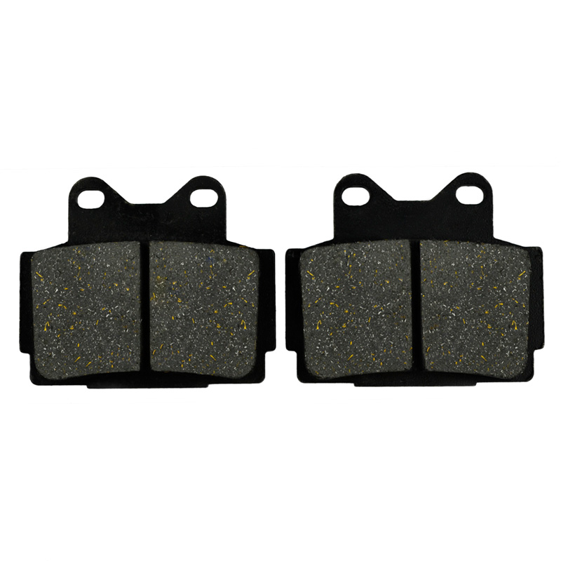 AHL Motorcycle Front Or Rear Brake Pads For YAMAHA RD125 RZ125 TZR125 SDR200 FZR250R FZR250 FZX250 Zeal TDR250 TZR250 RD350 motorcycle front and rear brake pads for honda vt250fl spada castel 1988 1990