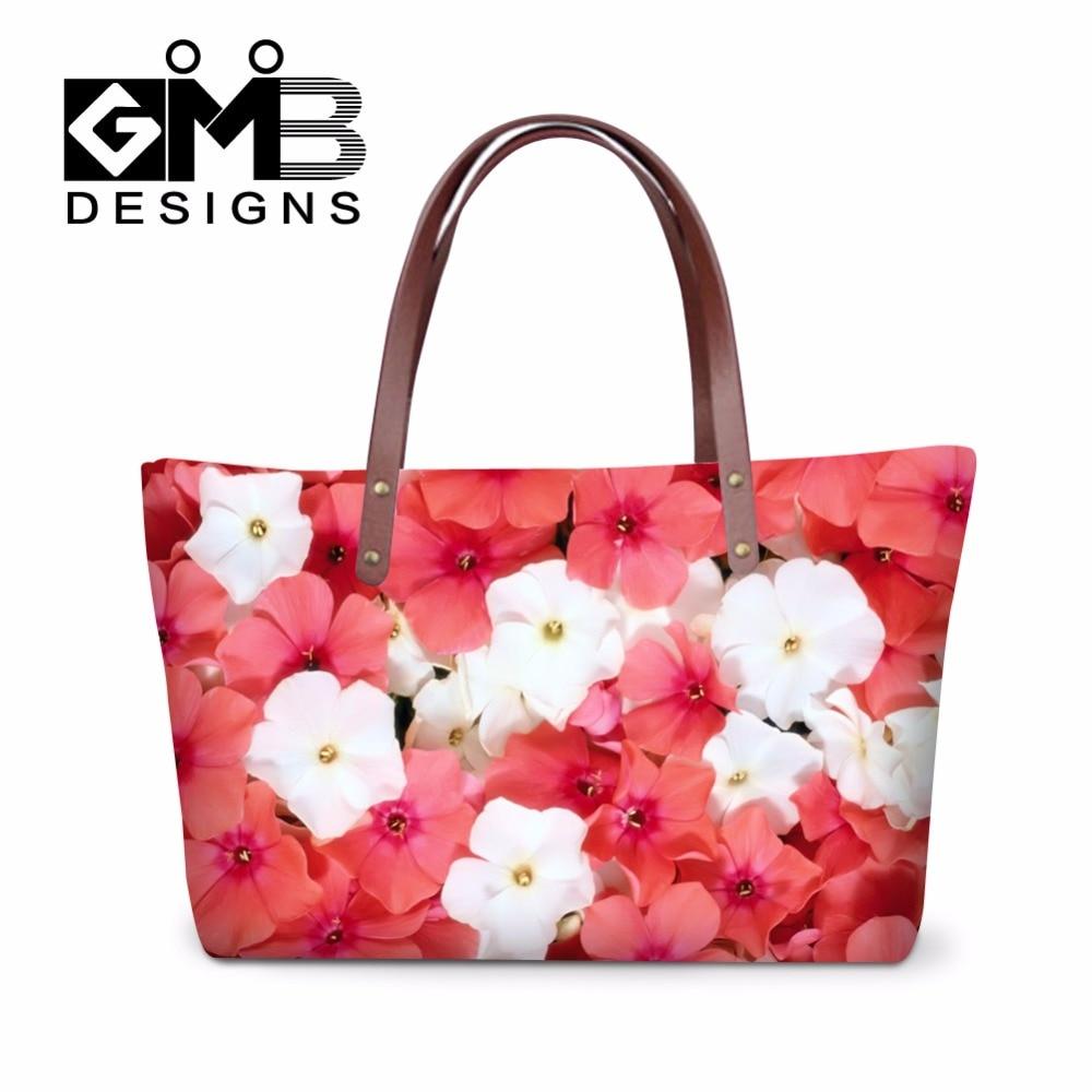 Aliexpress Buy Dispalang Style Floral Rose Women Handbags