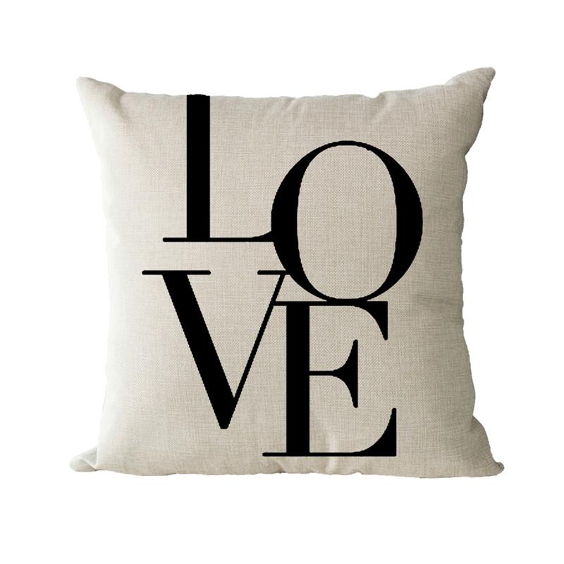 funda de cojn impreso bordado cojn rectangular decorativo decoracin del hogar cojines almohadas cojines para sillas