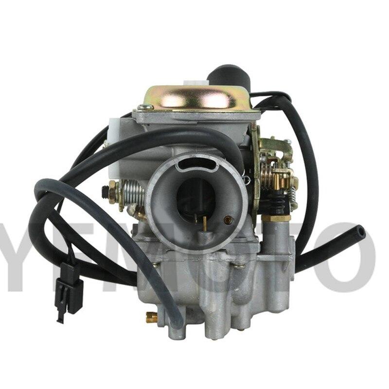 Мотоцикл карбюратор карбюратор для Suzuki VECSTAR AN125 Бергмэн (CF42A) AN150 VECSTAR (CG41A)