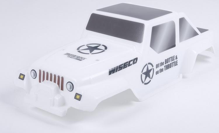 1/8 RC Brushless Wrangler Monster Truck Shell Crash Body kit Protection Frame for HPI SAVAGE XL Flux Truck hpi trophy truggy flux brushless 4wd 2 4ghz