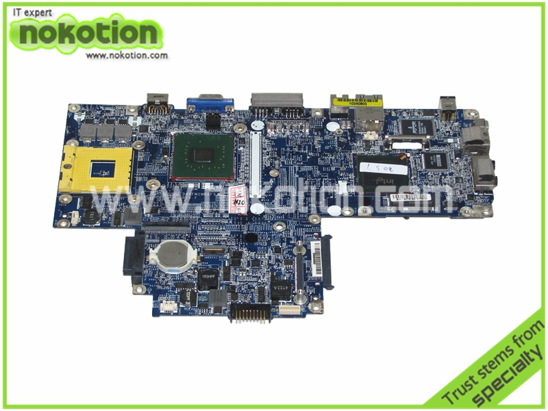 CN-0MD666 laptop motherboard for dell inspiron 6400 E1505 DA0FM1MB6F5 REV F 945GM DDR2 Mainboard Mother Boards cn 0md666 laptop motherboard for dell inspiron 6400 e1505 da0fm1mb6f5 rev f 945gm ddr2 mainboard mother boards