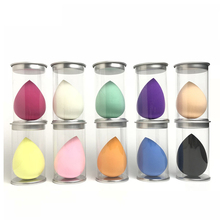 1PC Waterdrop Loose Powder Foundation Concealer BB Cream Cosmetic Puff Face Beauty Makeup Sponge Blending Puff for Women