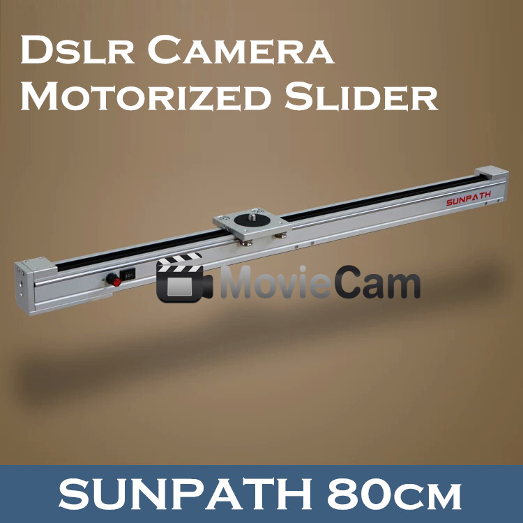 Sunpath jaguar motorized electric camera slider motor Motorized video slider