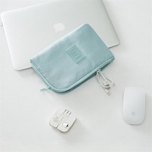 Convenient Multifunction Compact Nylon Cosmetics Bag