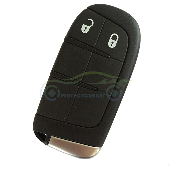 S6046681AF M3N-40821302 car key control Original 2button keyless entry auto smart card for Fiat Freemont