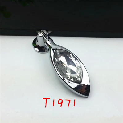 UNILOCKS New High Quality Wardrobe Drawer Crystal Pendant Small Handle Modern Cabinet/Shoe Cupboard Door Handle push to open beetles drawer cabinet latch catch touch release kitchen cupboard new arrival high quality