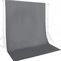 2m x 3m Photographic Backdrop Background Cotton Cloth Seamless gray bule green white black brown red Photography Studio