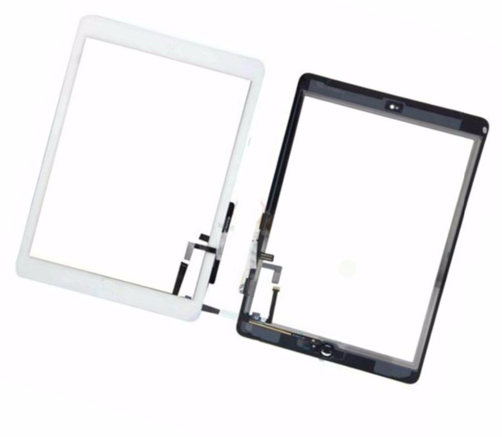 White 9.7 Inch Touch Screen Front Display Assembly Incl Home Button flex Camera Holder and Pre Installed Adhesives with Tool kit MMOBIEL Digitizer Repair Kit for iPad 2