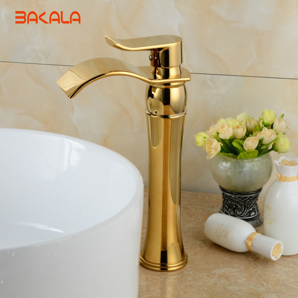 online buy wholesale gold bathroom faucets from china gold
