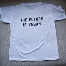 The Future Is Vegan T-shirt / 3 colors