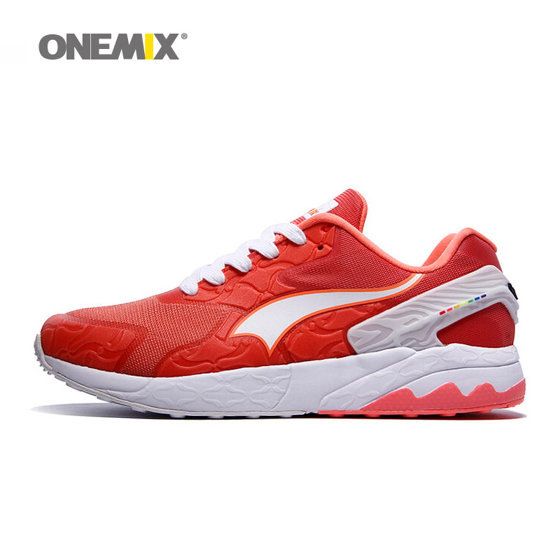 New design onemix running shoes sneakers for women's top quality training sports shoes athletic gym sneakers size EU35-45 1109