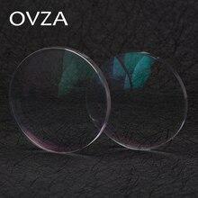 OVZA lente de resina asférica resistente a arañazos, ultrafina, más película, gafas de prescripción, gafas de miopía con radiación, 1,67