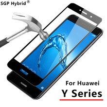 Защитный Стекло для huawei Y3 Y5 Y7 Y6 Pro закалённое защитное стекло Экран протектор на Y 3, 5, 6, 7, 3y 5y 6y 7y Y6pro защитная пленка