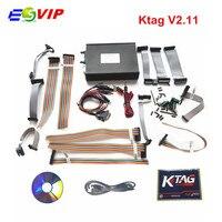 Master version KTAG V2.11 FW 6.070 K TAG ECU Programming Tool Auto ECU programmer Car Chip Tuning