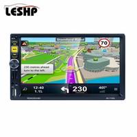 RK 7159G 7 Full HD 1080P Car DVD MP5 Player GPS Navigator Bluetooth FM/RDS Radio 2Din Car Multimedia Player Support Mirrorlink