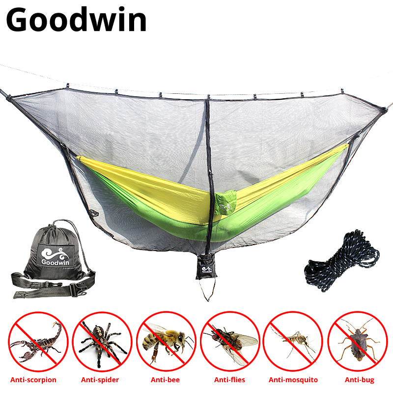 Ultra-Large Hammock Mosquito Net To Keep Out Bug Insect Fits All Hammocks Outfitters Compact Mesh Easy Setup Outfitters SnugNet