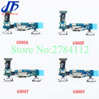 10Pcs Dock Connector Charger USB Charging Port Flex Cable For Samsung Galaxy S5 G900F G900A G900T G900V G900P M replacement