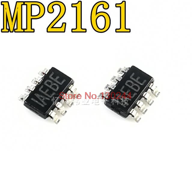 5pcs/lot MP2161GJ-LF-Z MP2161GJ MP2161 SOT23-8 Management IC In Stock