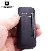 Электронная сигарета оригинал Vaporesso Armour Pro 100 Вт TC Vape коробка мод fit каскад детский бак Vaper испаритель дюймов 0,96 дюймов цветной дисплей