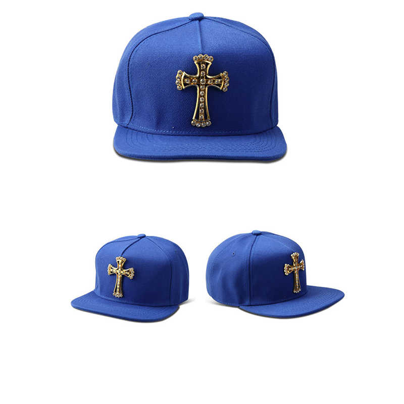 a9ac717d350 ... fashion trend chapeau Christian Cross cap hip hop hat men drake jordan  bone cap Poland religion ...