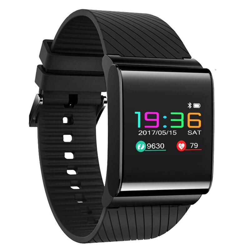 BANGWEI Топ Элитный бренд Фитнес умный Браслет Водонепроницаемый Bluetooth Smart Часы Heart Rate крови Давление монитор браслет + коробка