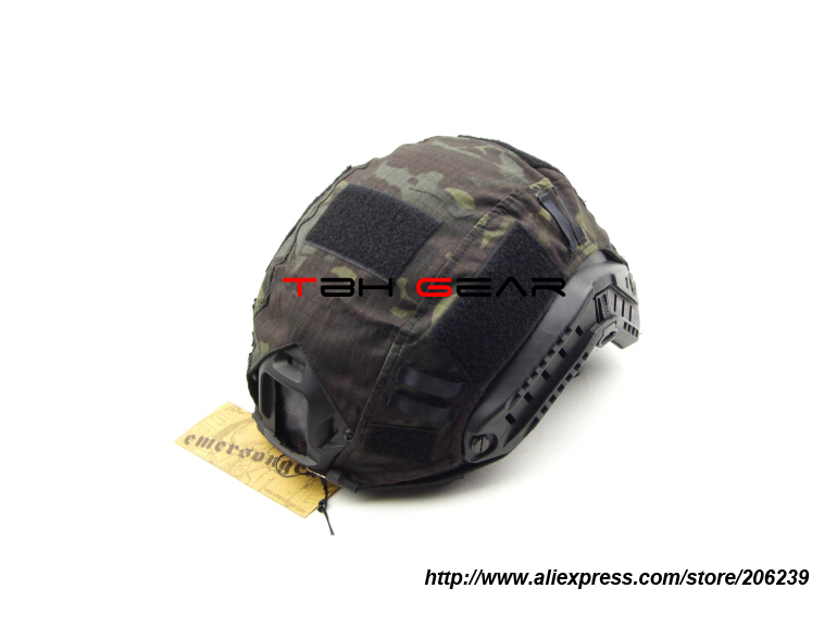 Emerson Tactical Helmet Cover Multicam Black Fast Helmet