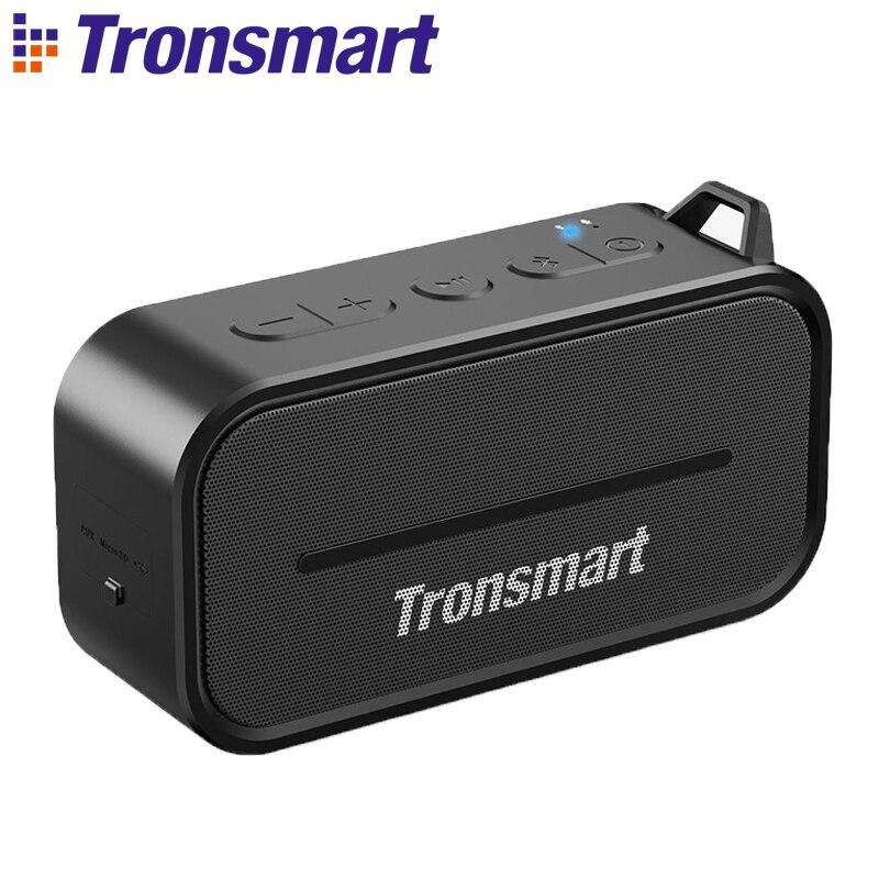 Tronsmart Element T2 Bluetooth 4,2 Outdoor Wasserdicht Lautsprecher Tragbare Mini-lautsprecher für IOS Android Xiaomi Smartphones
