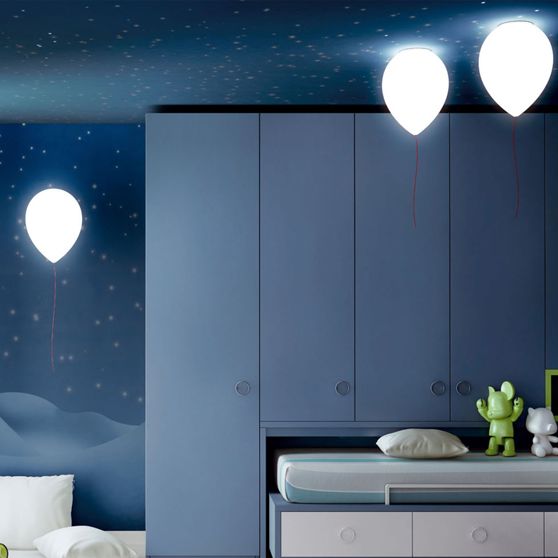 ceiling lights for kids room children ceiling lamp modern light fixture ballon design simple bedroom light in ceiling lights from lights lighting on - Simple Bedroom Ceiling Lights