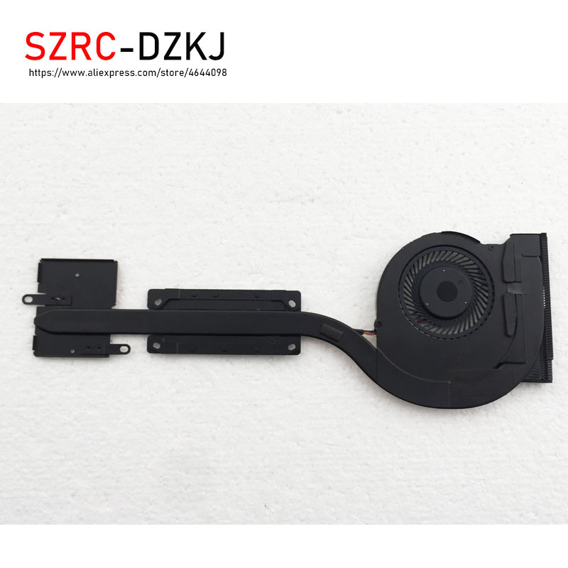 US $19 8 |SZRCDZKJ New Original For Dell Latitude E7450 Cpu Cooling  Heatsink With Fan cooler DP/N 03PMGM AT148001ZAL test good-in Laptop  Cooling Pads