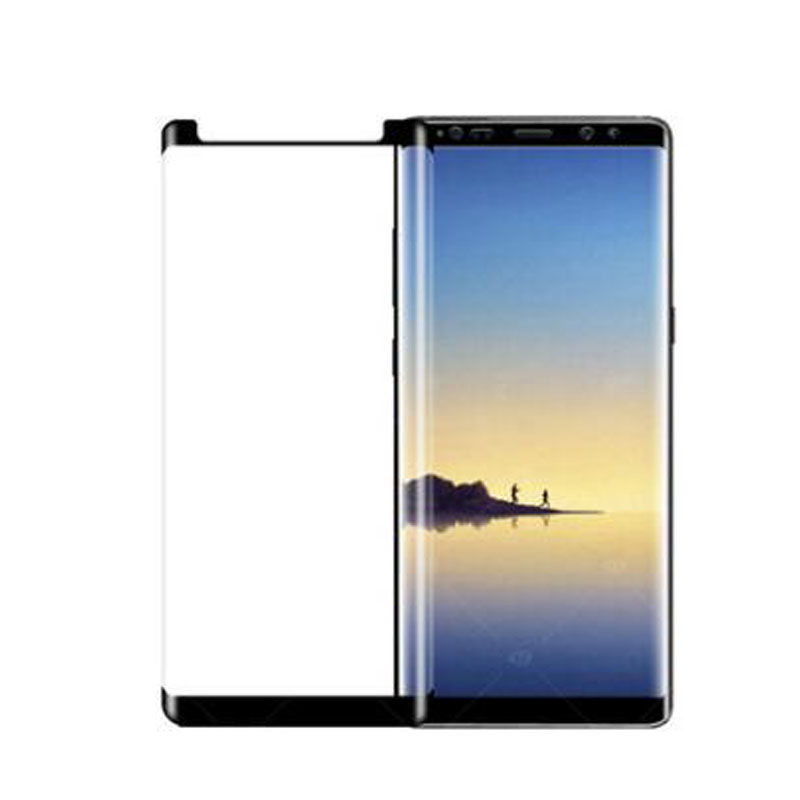 2Pcs 3D Tempered Glass Screen Protector For Samsung Note 9 Protective For Samsung Galaxy Note 9 Screen Protector case friendly in Phone Screen Protectors from Cellphones Telecommunications