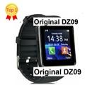 2016 Оригинал android Smart Watch Dz09, Sim, Smartwatch, поддержка TF Карты, Bluetooth Смарт Часы, Звонок в СЕТИ GSM, Стандарт Bluetooth