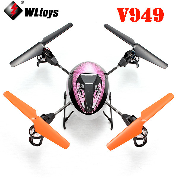 WLtoys V949 Upgraded V212 2 4G 6 Axis RC Quadcopter RTF Mode 2