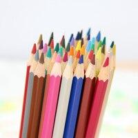 QSHOIC Kleurpotlood FABER CASTELL wateroplosbare Kleur Lood Monochrome wateroplosbare Kleurpotlood Tekening Set Groothandel