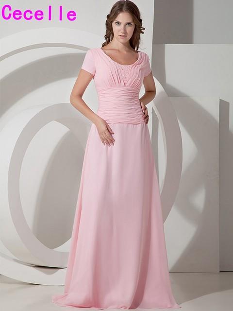 Modest Bridesmaid Dresses