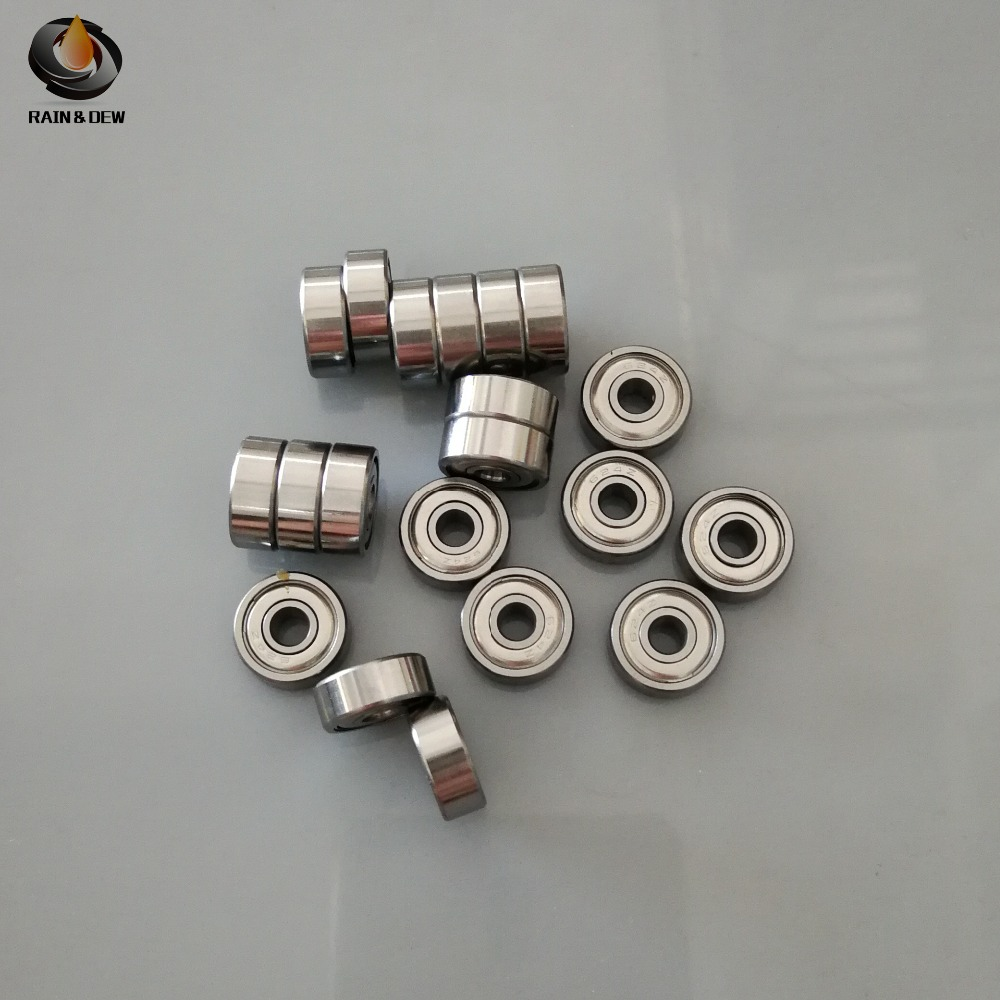 10Pcs High Quality 626 626ZZ 626RS 626-2Z <font><b>626Z</b></font> 626-2RS ZZ RS RZ 2RZ Ball <font><b>Bearings</b></font> ABEC-9 6x19x6 <font><b>Bearing</b></font> image