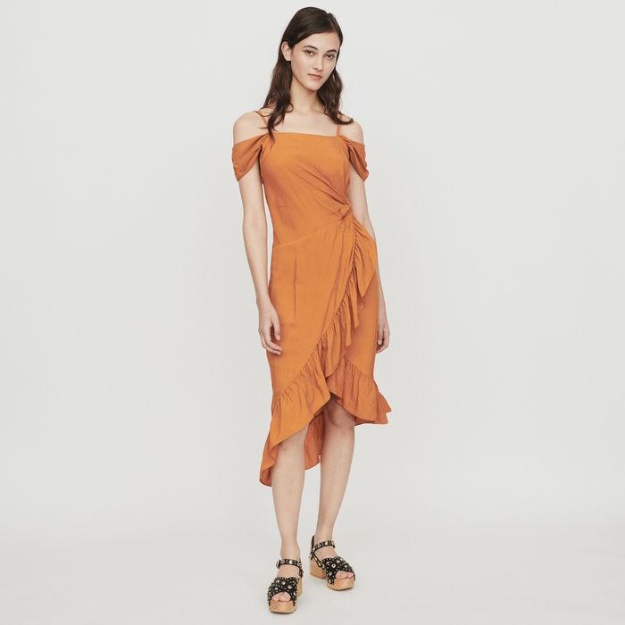 New 2019 Spaghetti Strap Women Dress Sleeveless Slash neck k Asymmetrica