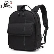 Brand New Professional DSLR Camera Backpack Outdoor Photography Waterproof Camara Bag Front Pocket Big Capacity Raincoat