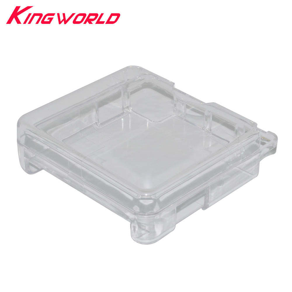 High quality Clear Protective Cover Crystal Case Shell Housing For Gameboy Advance SP for GBA SP Game Console